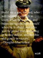 MacArthur Quote